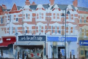 Chris Baker Art for Art's Sake Muswell Hill