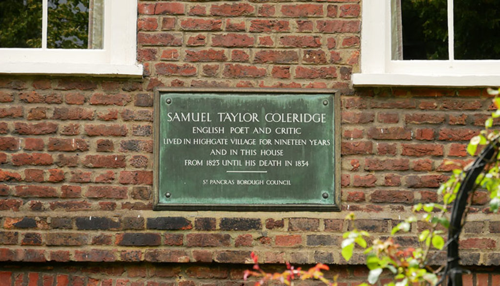 Coleridge plaque for web